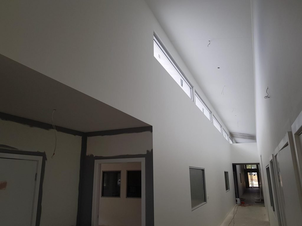 Commercial-Plastering-Project